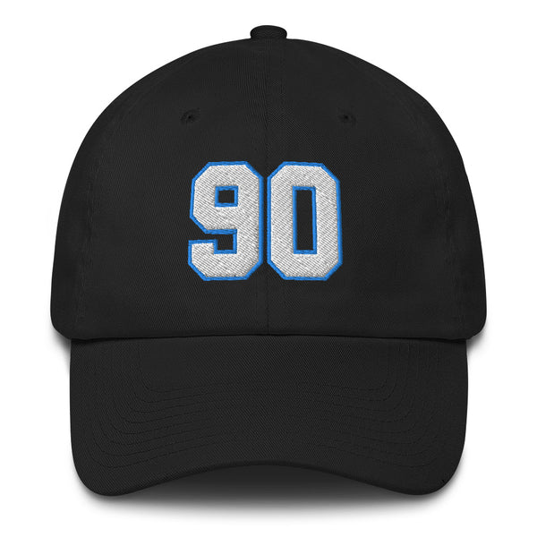 Julius Peppers #90 Dad Hat