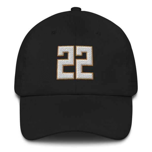Khris Middleton #22 Dad Hat-Player Number Hat-Coverage Gear