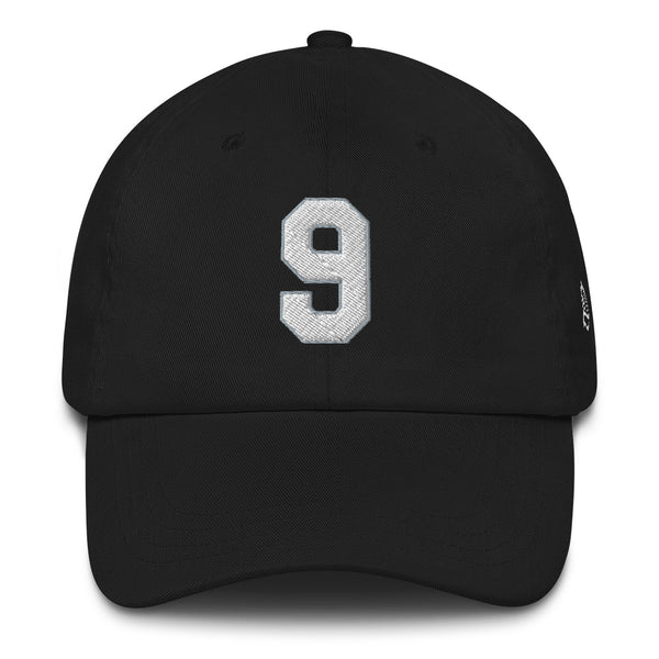 Matt Murton #9 Hanshin Tigers Dad Hat