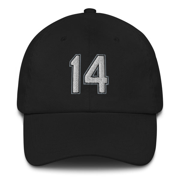 Paul Konerko #14 Dad hat