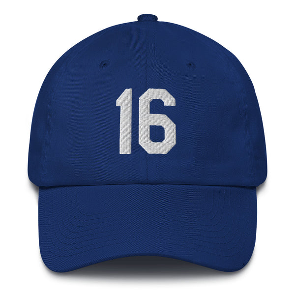 Bo Jackson #16 Dad Hat