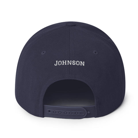 Andre Johnson #80 Snapback Hat