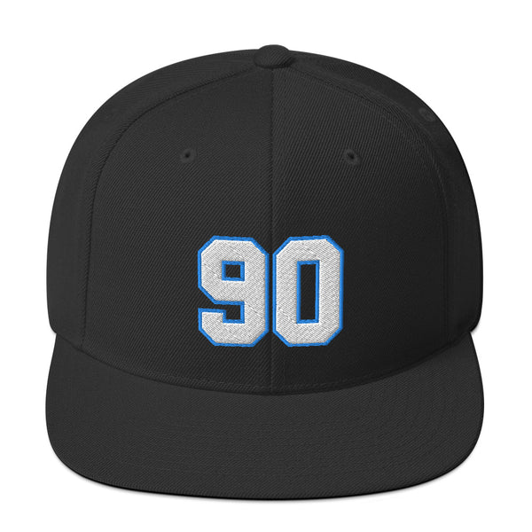 Julius Peppers #90 Snapback Hat