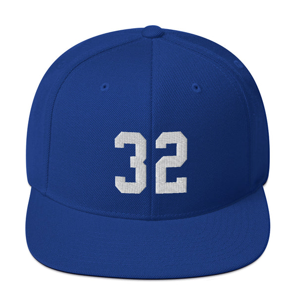 Edgerrin James #32 Snapback Hat