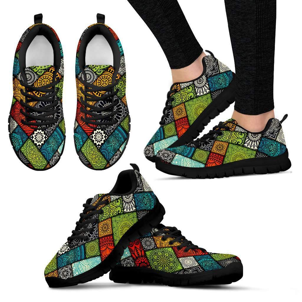 Colorfull with black sole Umisfashion Store