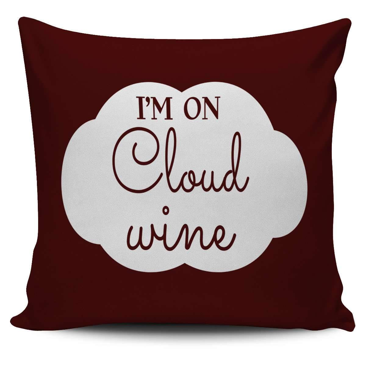 NP Cloud Wine Pillowcase Umisfashion Store