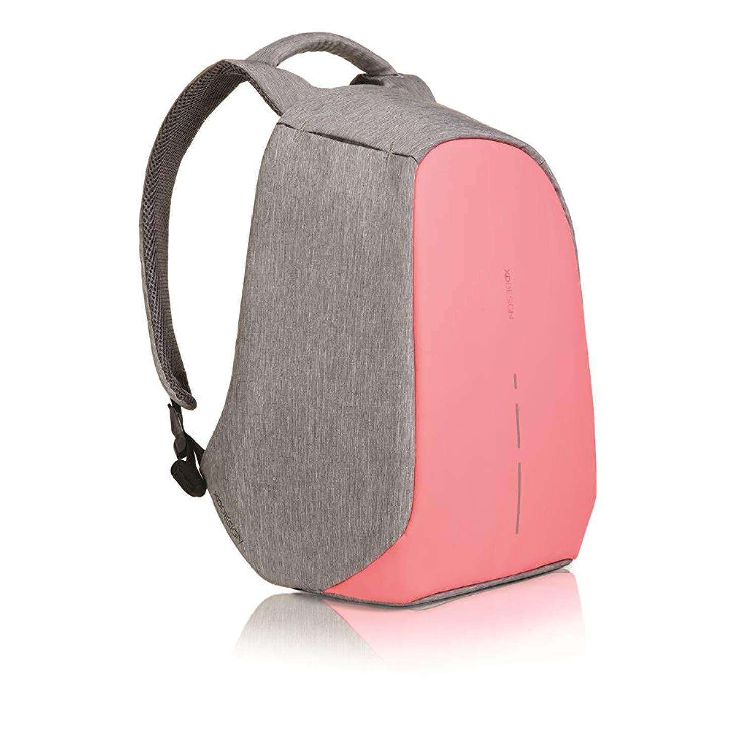 XD Design Bobby Compact Anti Theft Unisex Laptop Backpack with USB port Accessories Umisfashion Store