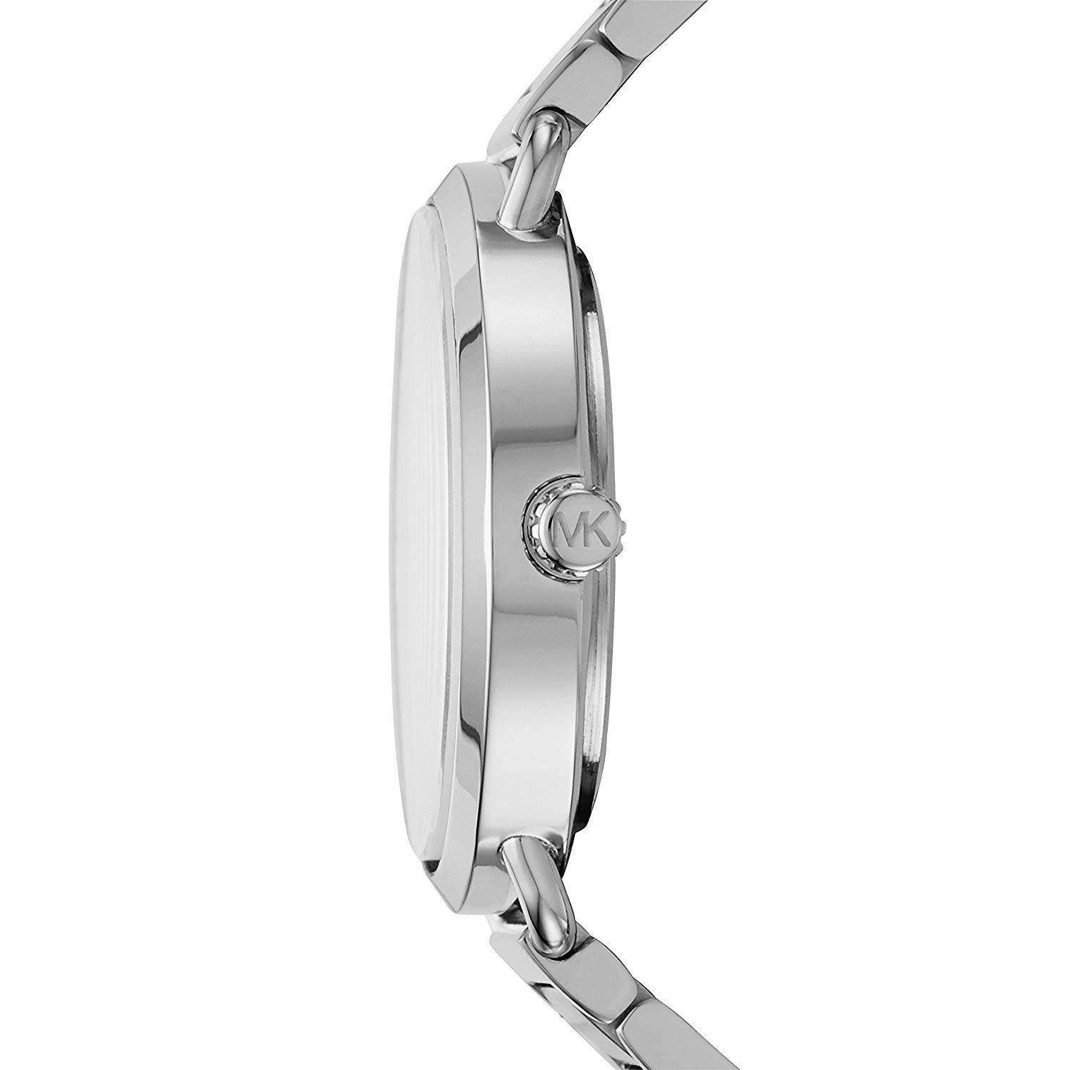 Michael Kors Women Portia Watch Stainless Steel Strap Steel Umisfashion Store