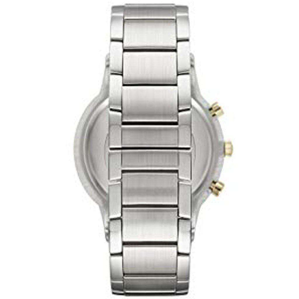 Emporio Armani Men's AR 11047 Japanese-Quartz Watch Steel Umisfashion Store