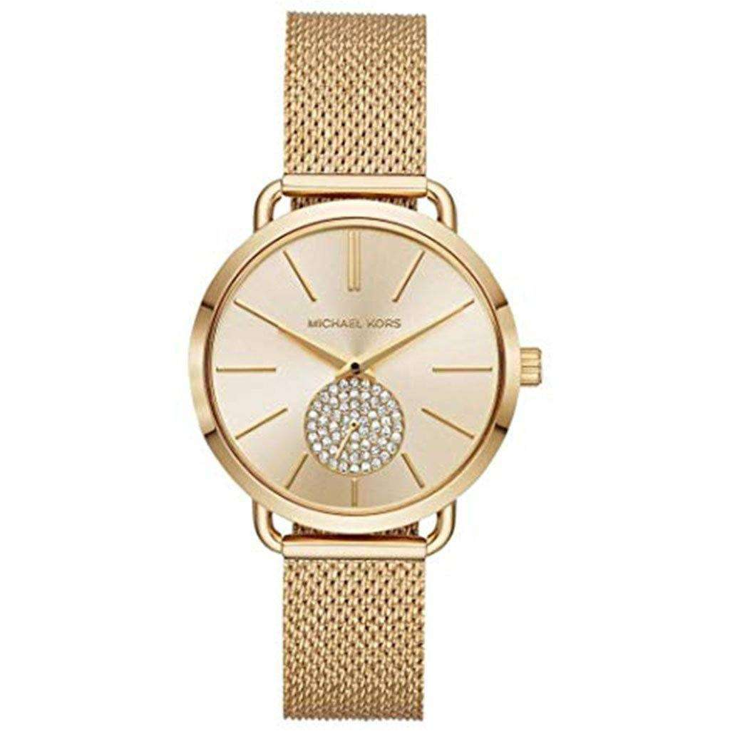 Michael Kors MK 3844 Ladies Portia Watch Steel Umisfashion Store