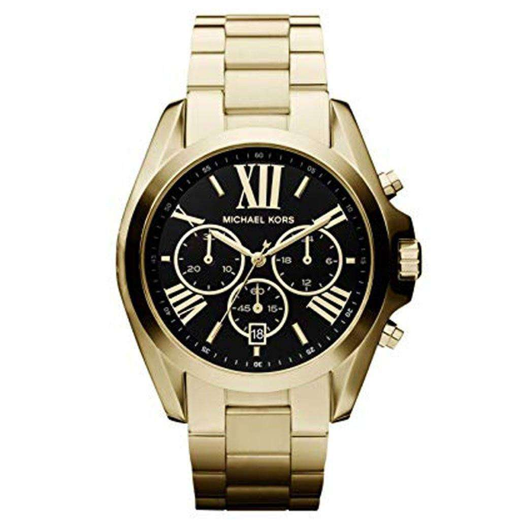 Michael Kors MK 5739 Ladies Blair Gold Plated Watch Steel Umisfashion Store