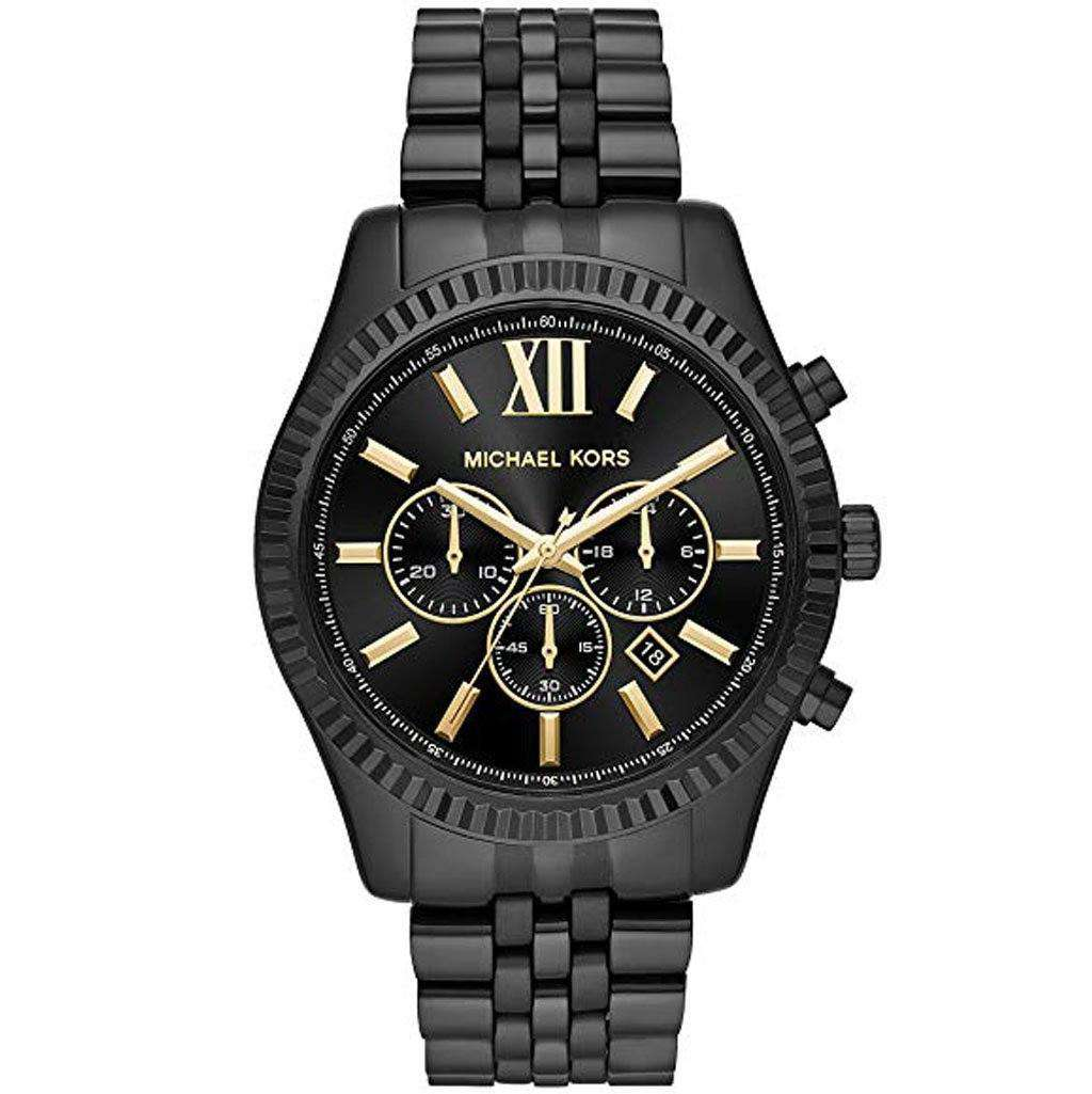 Michael Kors Men's MK 8603 Lexington Watch Steel Umisfashion Store