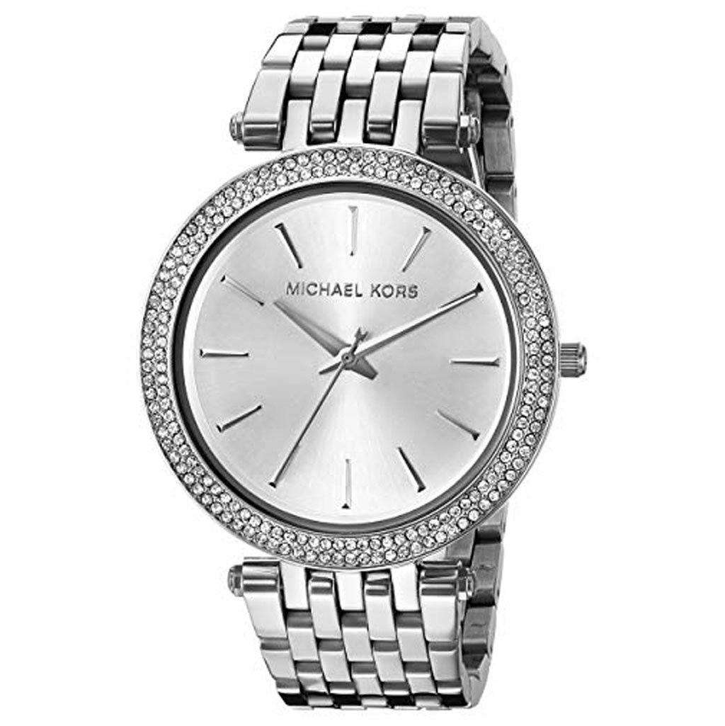 Michael Kors MK 3190 Silver tone Darci Watch Steel Umisfashion Store