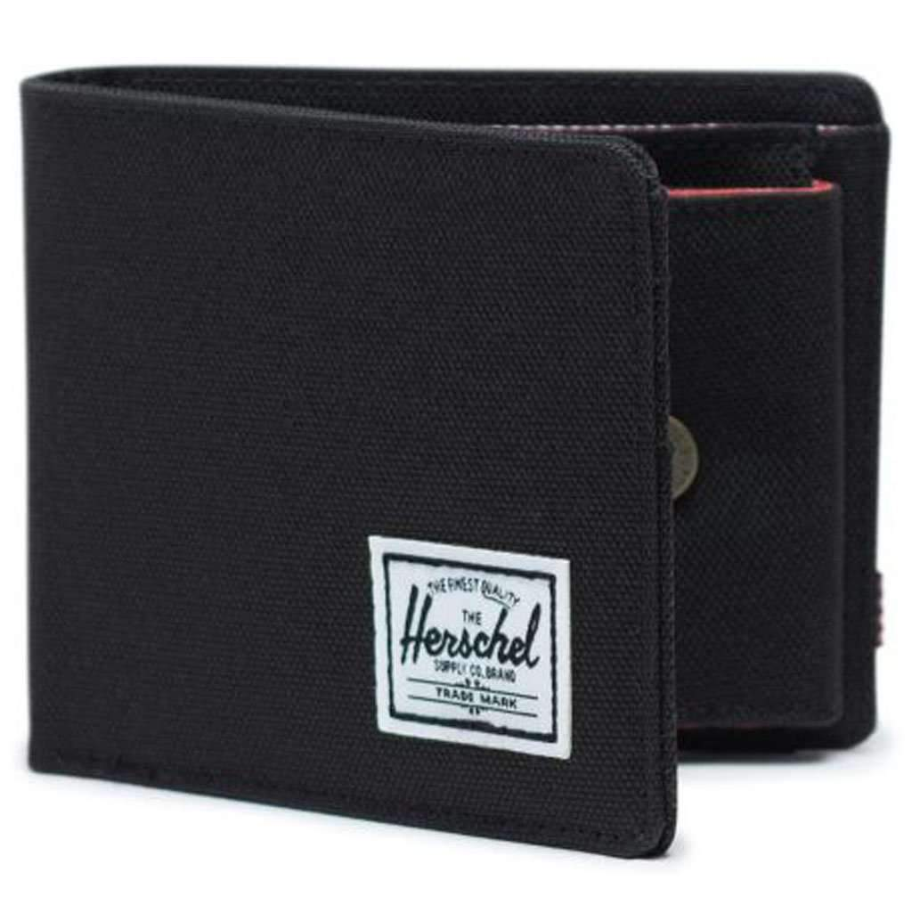 Roy Coin RFID Wallet - Black Accessories Umisfashion Store