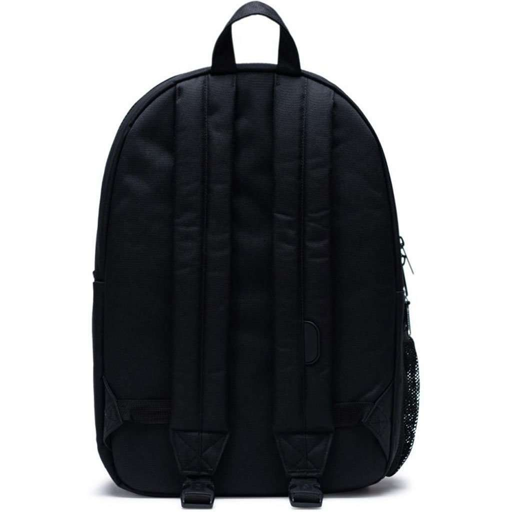 Herschel Settlement Backpack Black Leather Umisfashion Store