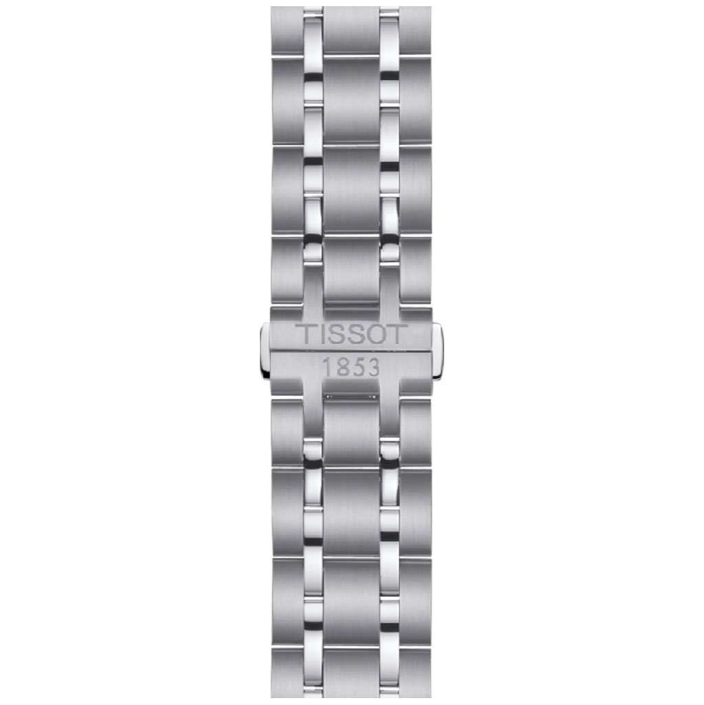 Tissot Couturier T035.617.11.031.00 Chronograph Watch Steel Umisfashion Store