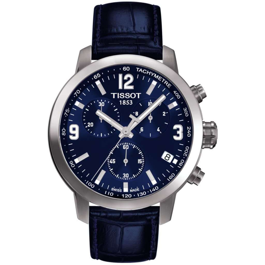 Tissot PRC 200 Chronograph Watch Steel Umisfashion Store