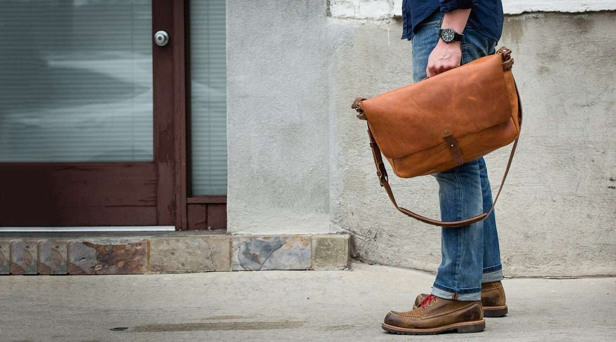 VINTAGE MESSENGER BAG Umisfashion Store