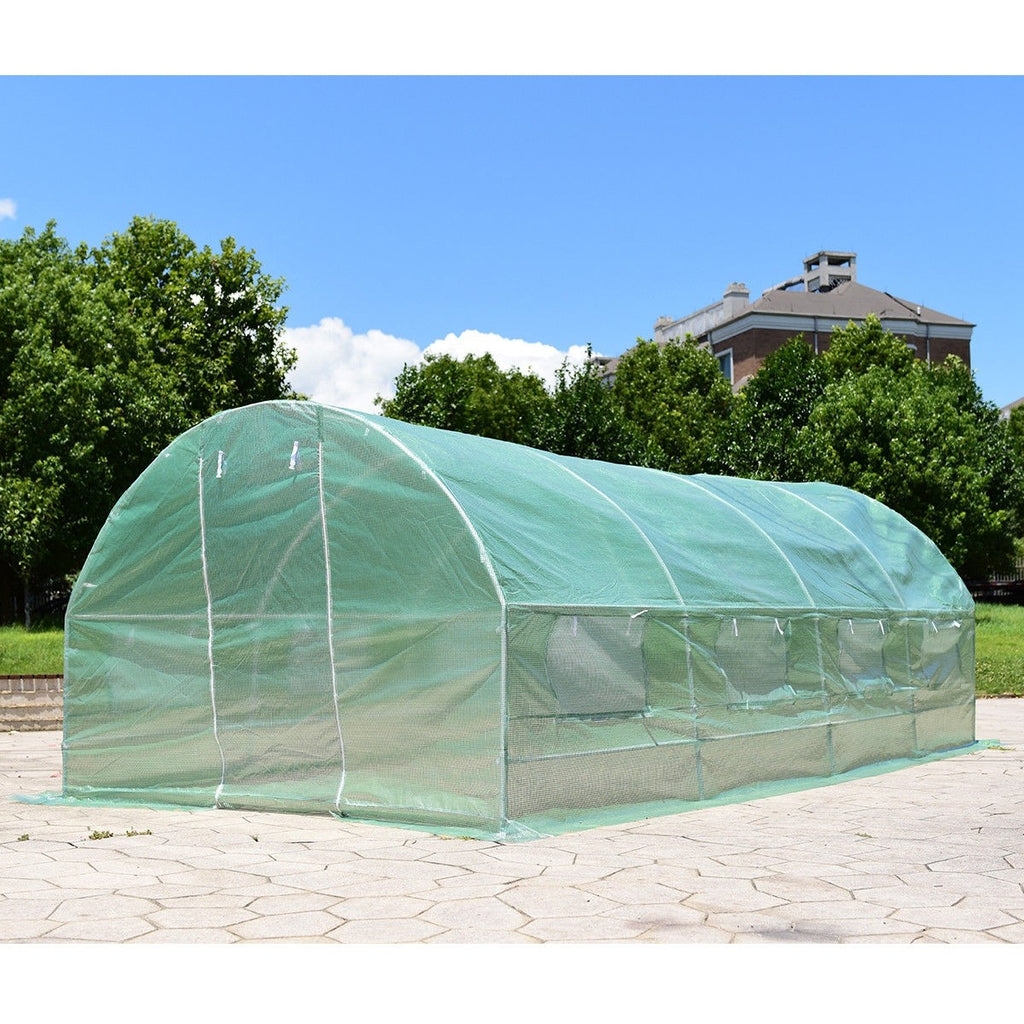10 ft x 20 ft Greenhouse
