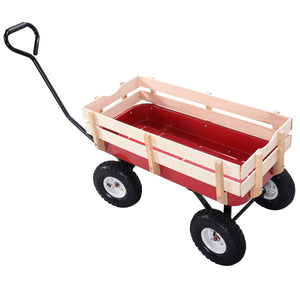 Superb Garden Wagon For Toting Tools Plants Etc