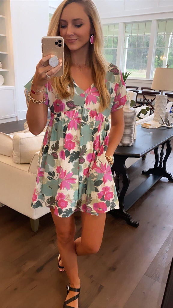 A Floral Affair Dress