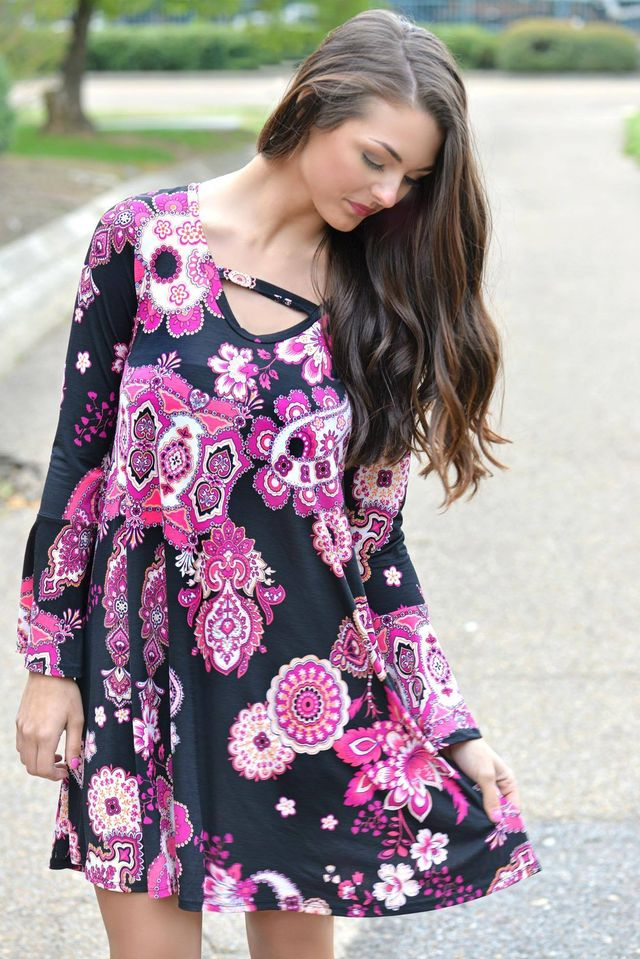 Gossip Girl Tunic Dress