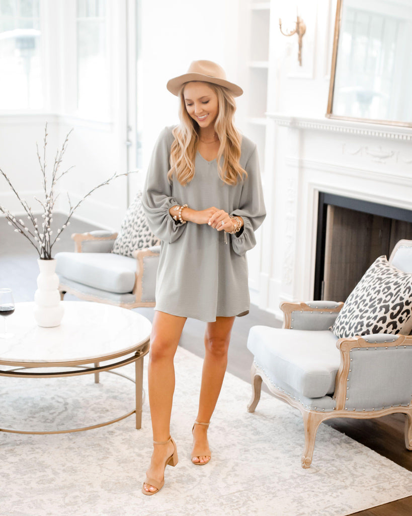 Desk to Dawn Tunic Dress