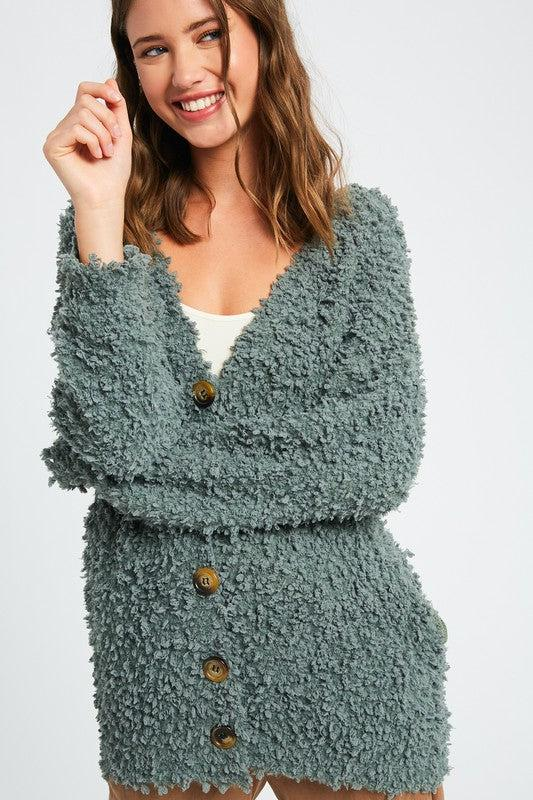 All In My Heart Cardigan