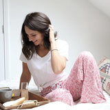 Hello Mello Sweet Escape Lounge Pants - Breakfast in Bed