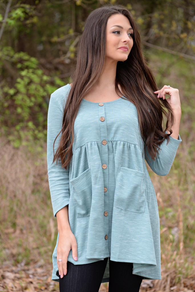 Casual Endeavor Tunic Top
