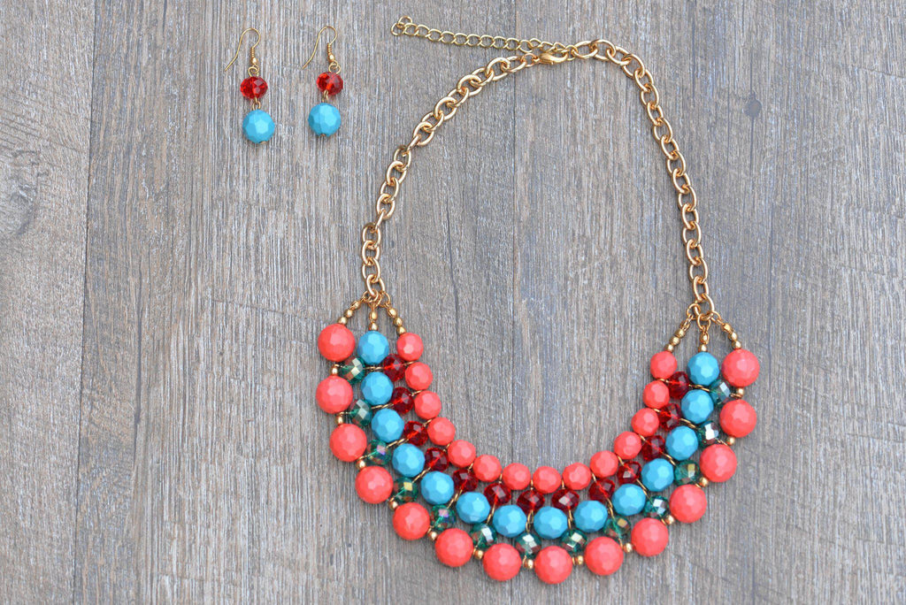 Like No Other Necklace Set
