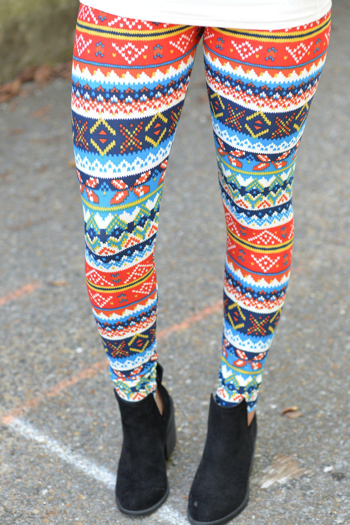 Happy Times Leggings