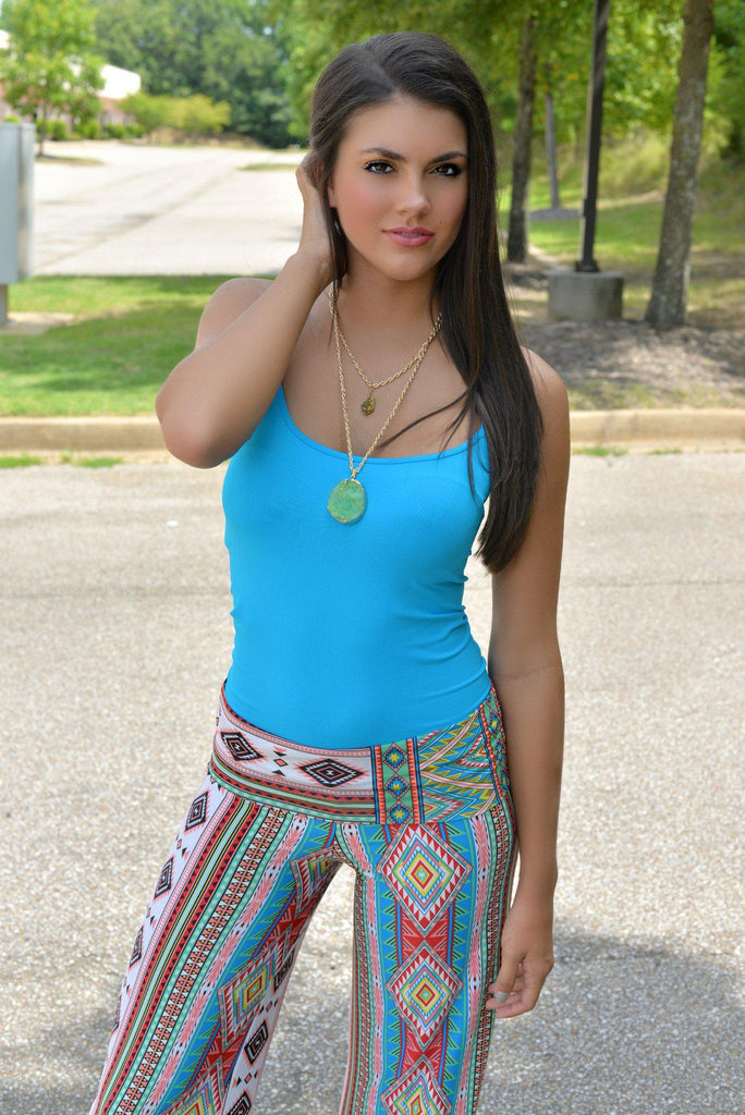 Indian Summer Yoga Pants