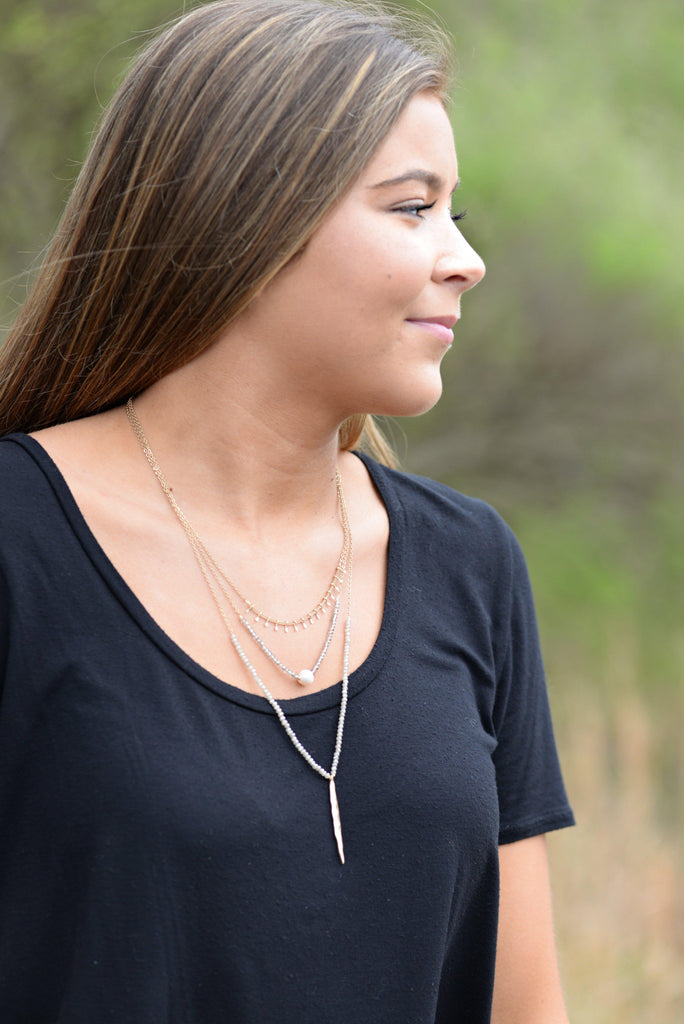 Love Life Layered Necklace