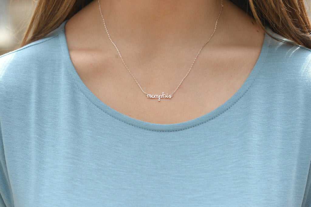 Memphis Necklace