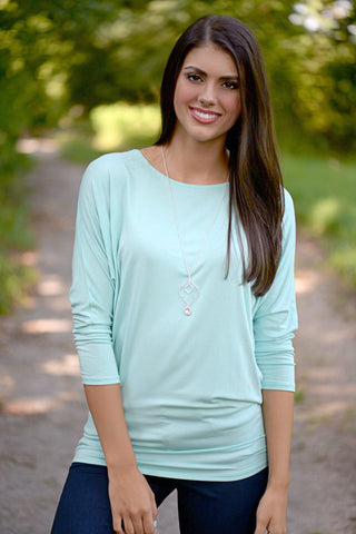 Just Believe Tunic Dress
