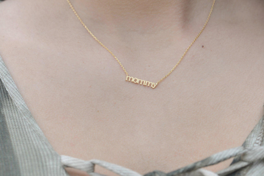 I'm a Mommy Necklace