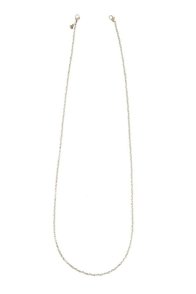 "Lenny and Eva Smooth Cable Chain 36"" Necklace"