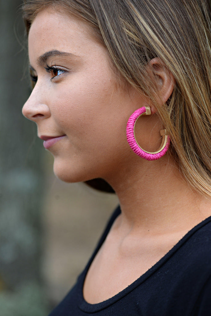 Know About It Earrings