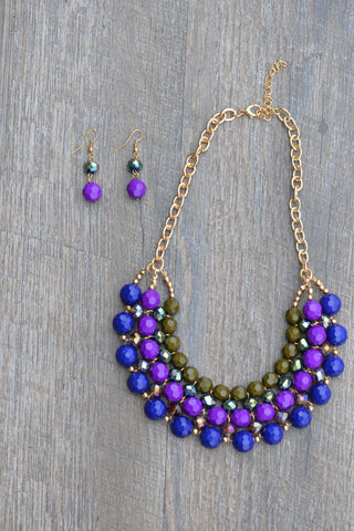 Drops of Jupiter Necklace Set