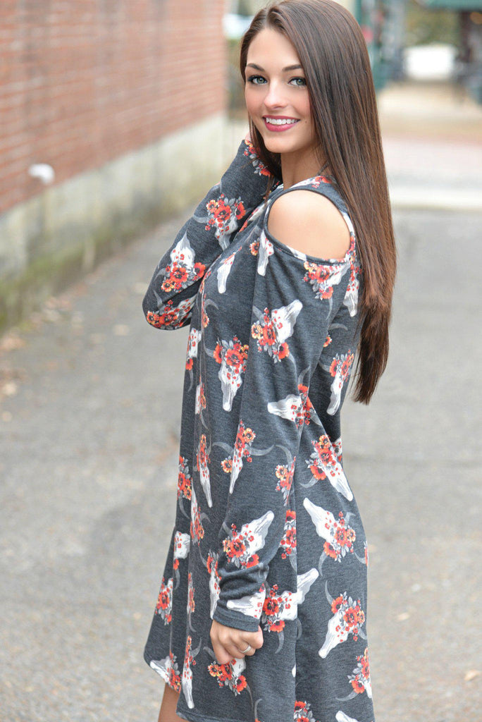 Ride of Your Life Tunic Dress