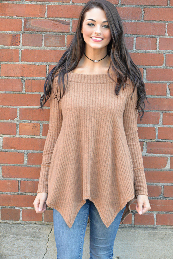 Saharan Goddess Sweater Top