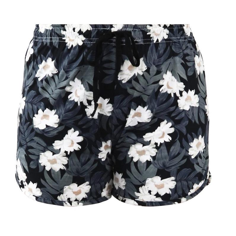 Hello Mello Sweet Escape Lounge Shorts - Staycation