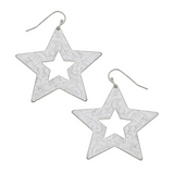 Best of You Silver Earrings