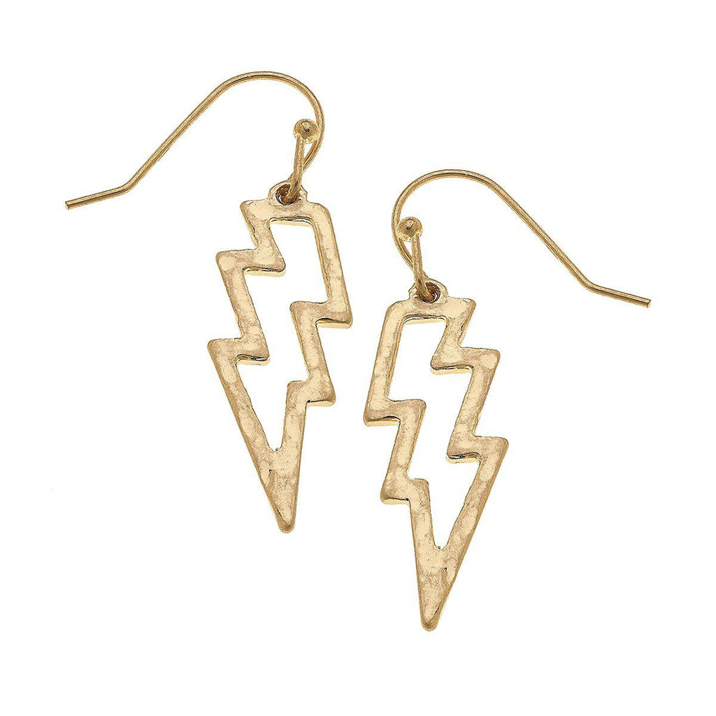 Struck by Love Earrings