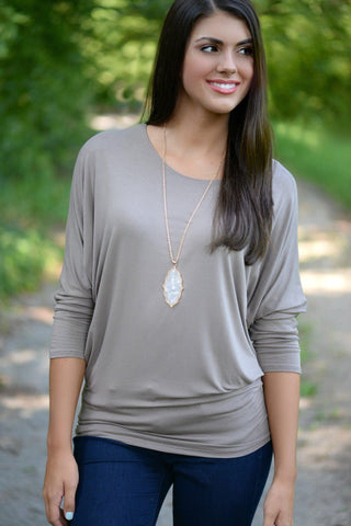 Blank Canvas Jade Top