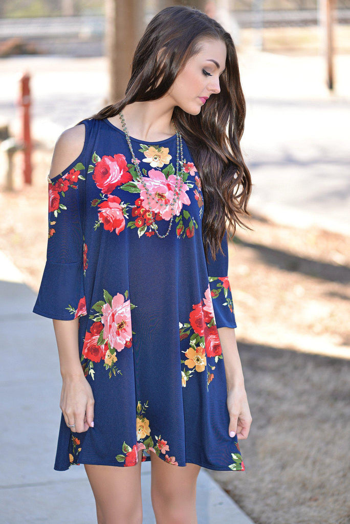 Tell My Heart Tunic Dress