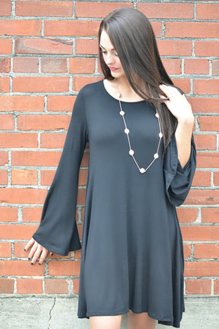 A Cut Above the Rest Peek A Boo Dress