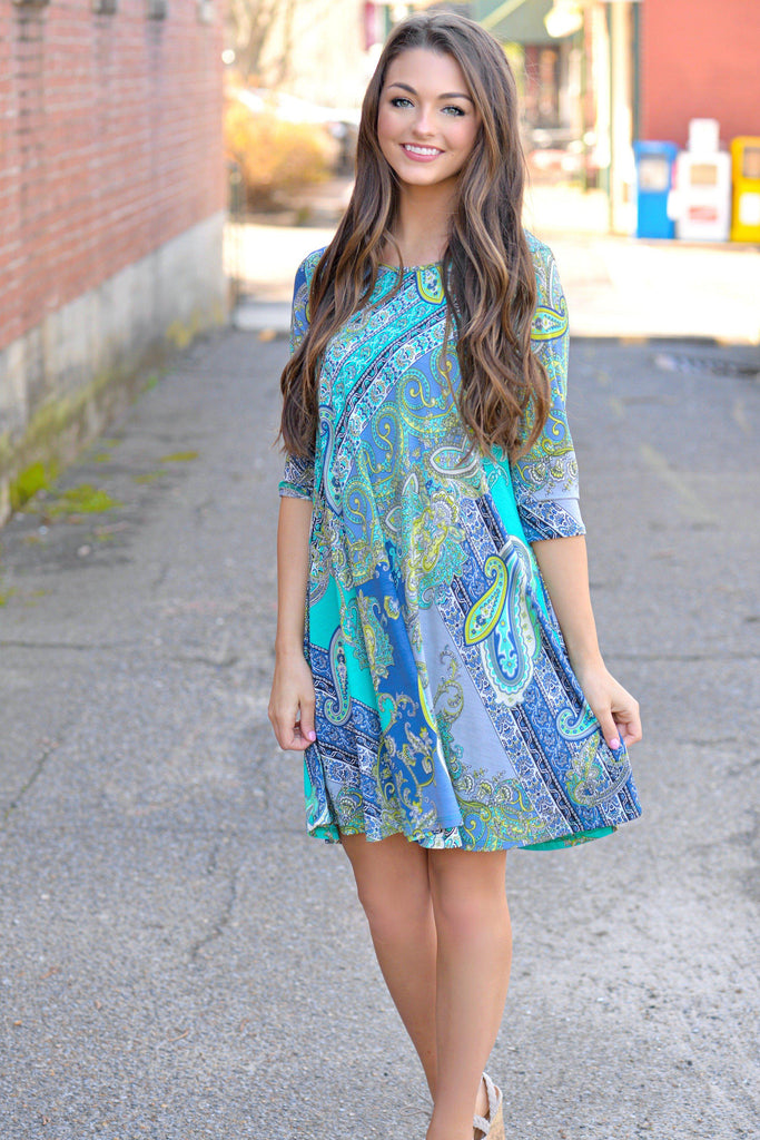 This Heart of Mine Tunic Dress