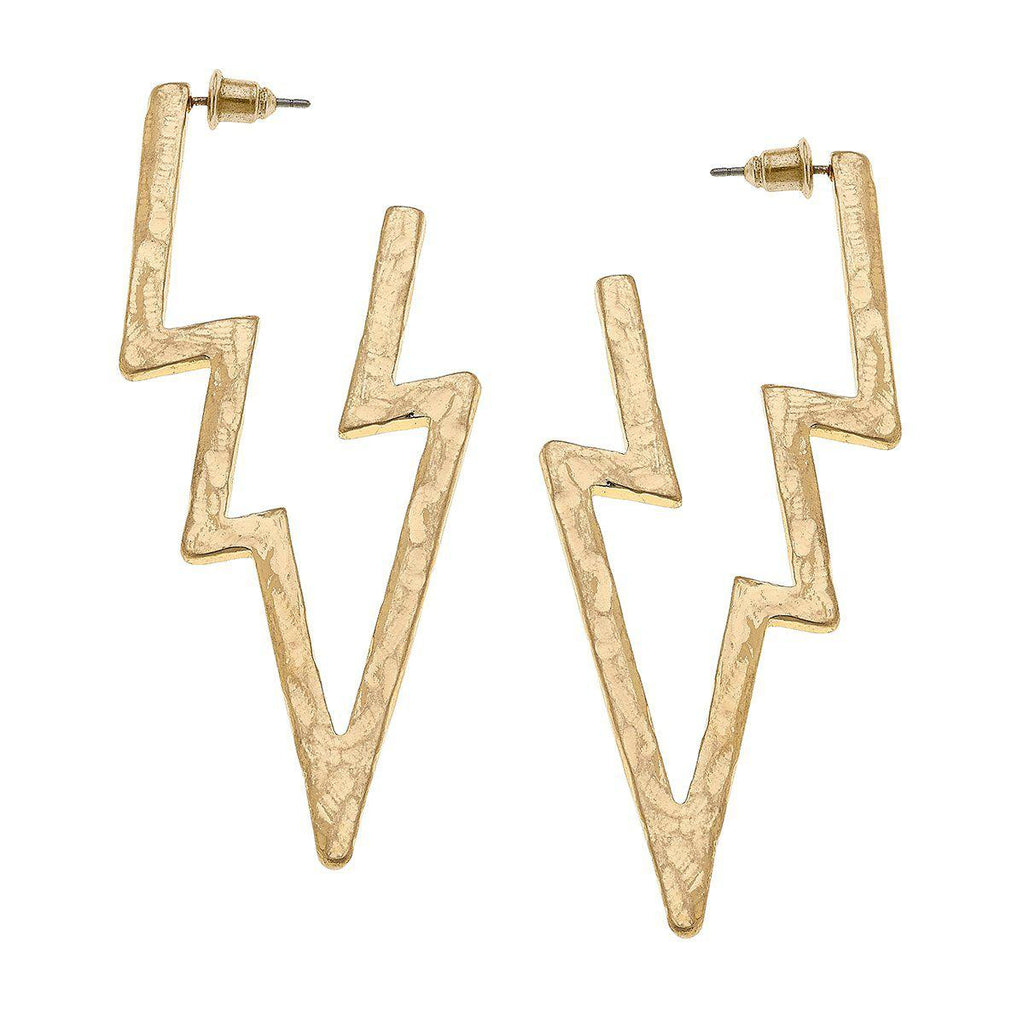 Struck by You Earrings